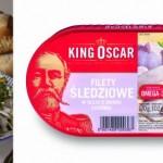 Rybka bez zarzutu, czyli Filety śledziowe w oleju o smaku czosnku marki King Oscar
