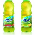 Nowa NESTEA Green Teaz ekstraktem z liści stewii. Nowy wspaniały smak, 30% mniej cukru