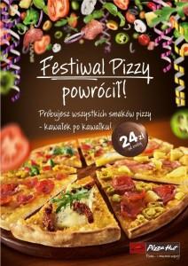 Festiwal Pizzy plakat