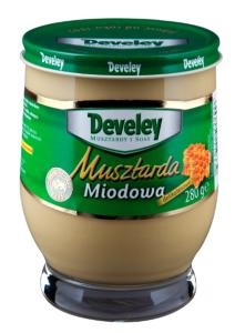 Musztarda DEVELEY