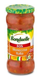Bonduelle sos Sloneczna Italia