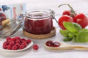 Konfitura malinowo pomidorowa