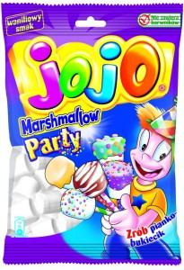 JOJO MARSHMALLOW Party 3d CMYK