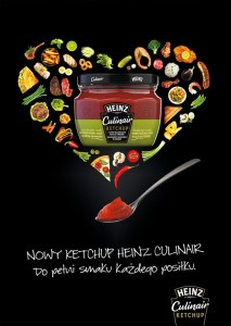 Key Visual Heinz Culinair PL