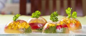 i Naturalne gotowanie - warzywne galaretki