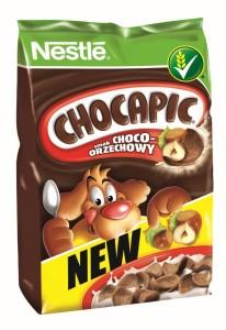 Chocapic CHOCO ORZECHOWY_3D