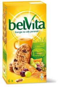 belVita 300 g_Musli z owocami