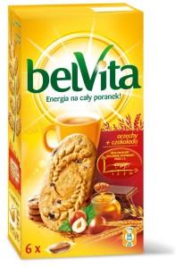 belVita 300 g_Orzechy+Czekolada