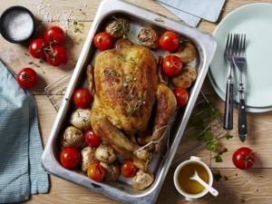 Pieczony_kurczak_z_pomidorami