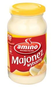 AMINO Majonez wyborny 420 ml