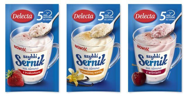 Szybki sernik_Delecta_mix smakow