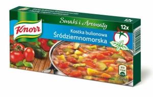 Smaki i aromaty_Kostka bulionowa srodziemnomorska