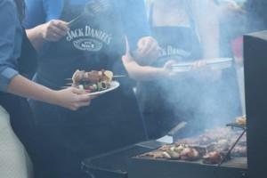 BBQ z Jack Daniels