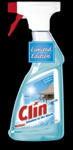 Clin Limited Edition Blue 500ml pompka