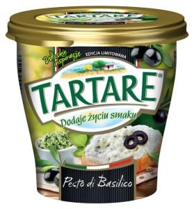 TARTARE-PESTO DI BASILICO