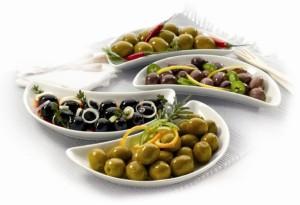 Hiszpanskie oliwki