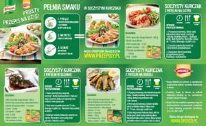 kulinarne inspiracje od Drosed i Knorr