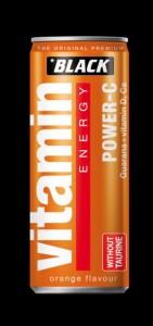 BLACK VITAMIN ENERGY POWER-C