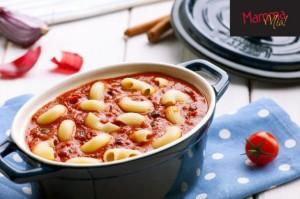 Sugerowany kadr - Krem pomidorowy z cynamonem
