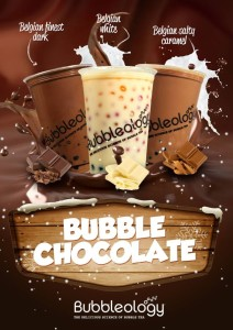 Bubble chocolate_