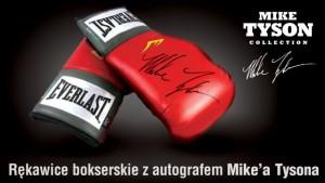 BLACK_Rekawice Mike'a Tysona dla WOSP
