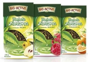 Big-Active_Herbaty zielone lisciaste