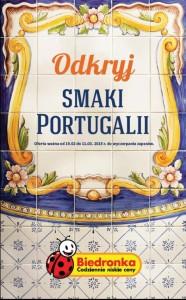 Odkryj smaki Portugalii
