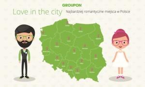 Romantyczna mapa Polski