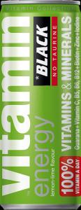 BLACK Vitamin Energy_VITAMINS&MINERALS