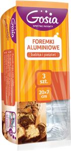 FOREMKI ALUMINIOWE - babka i pasztet_Gosia