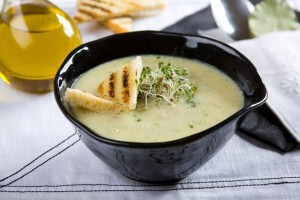 Zupa z rzezucha