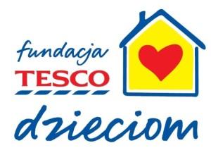 logo Fundacji Tesco Dzieciom