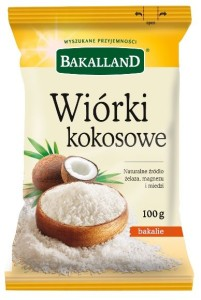 wiorki kokosowe 100