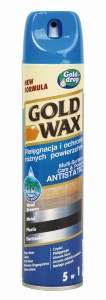 GoldWax 250ml Antistatic III2015