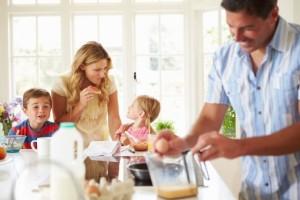 Rodzinne gotowanie z WINIARY