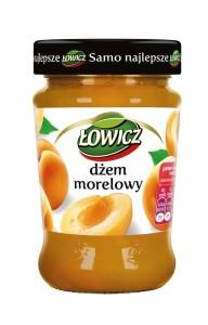 Dzem niskoslodzony Morelowy_Lowicz