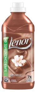 Lenor Amber Flower 1200ml 48sc