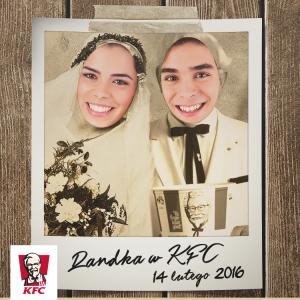 konkurs Walentynki z KFC