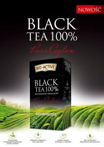 BA Big-Active Pure Ceylon Herbaty Czarne