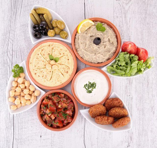 Tradycyjne Potrawy Libańskie Cytrynowopl