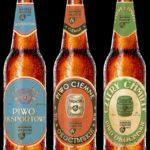 Kolekcja trzech wariantów piw OKOCIM VINTAGE