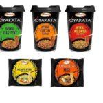 Japońskie smaki – nowości marki OYAKATA od czerwca 2016 na rynku