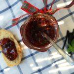 CYKORIA –  konfitura truskawkowa