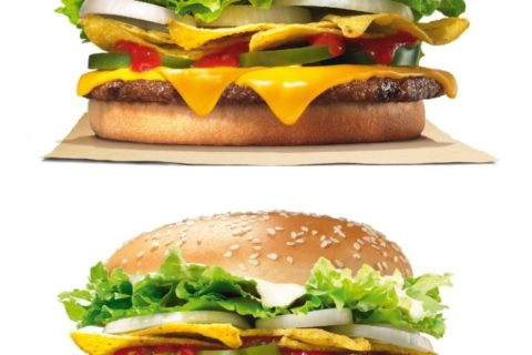 Meksyk w Burger Kingu. I co Ty nachos?