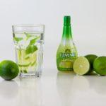 Słoneczne orzeźwienie z sokiem z limonki Limmi