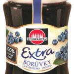 Dżem Schwartau Extra – dla miłośników jagodowych przysmaków