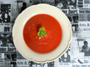 C - zupa truskawkowa z kaszą jaglaną (3)