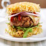 Domowy Ramen Burger