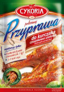 CYKORIA - przyprawa do kurczaka czosnkowo-ziolowa