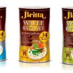Powrót do szkoły z waflami ryżowymi marki Britta